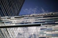 米マリオット、最終利益9割減 4分の1のホテルが休業