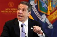 NY州、週内に一部地域で経済再開へ 都市部は対象外