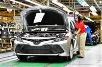 トヨタとホンダが北米工場を50日ぶり再開