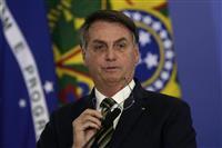 """ブラジルが新型コロナの新たな""""震源地""""に 経済重視の大統領が「最大の脅威」"""