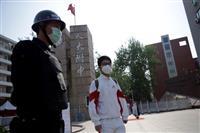 中国、体育授業で医療用マスク着用を禁止へ 突然死相次ぐ