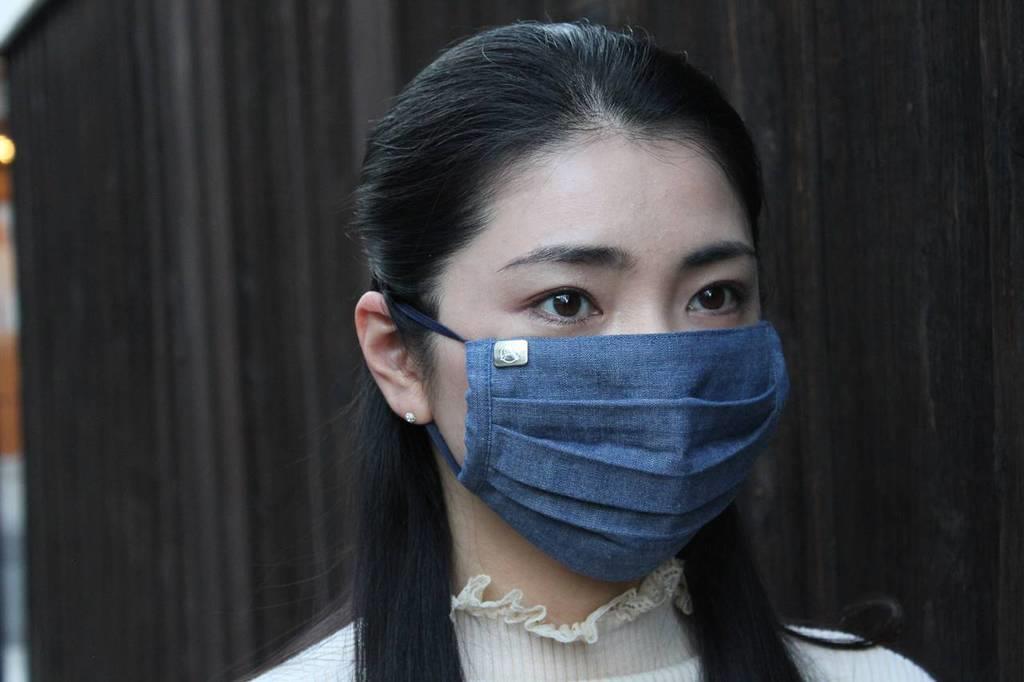 マスク 総社 デニム