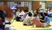 新型コロナ 避難所の「3密」防げ 福岡県、災害対応で指針