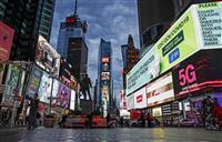米ニューヨーク・ブロードウェー 9月6日まで公演中止延長