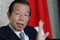 台湾のWHO参加支持を 日本と難局を乗り切る 台北駐日経済文化代表処代表 謝長廷