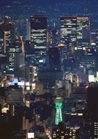 「大阪モデル」データ積み上げ最後は知事の政治判断