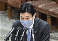 西村担当相、宣言解除は28日に判断 「首都圏一体で」
