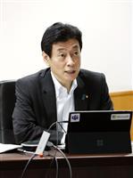 西村担当相「続けば解除基準満たす」 東京都の新規感染者9人