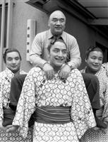 大相撲井筒3兄弟の長男、元十両鶴嶺山の福薗好政氏死去