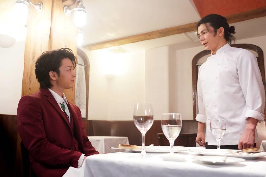 【TVクリップ】「美食探偵明智五郎」武田真治「断トツのオリジ…