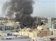 LA中心部で爆発11人負傷 日系人街近く、消防士被害