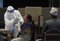 ネパールで初の死者 出産直後の女性