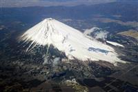 夏の富士山、閉鎖へ 新型コロナで登山道使えず 静岡、山梨の4ルート