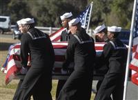 米海軍施設の銃乱射、アルカーイダと関係 容疑者の携帯解析