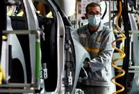 仏ルノー、マスクを自給 国内工場に生産ライン