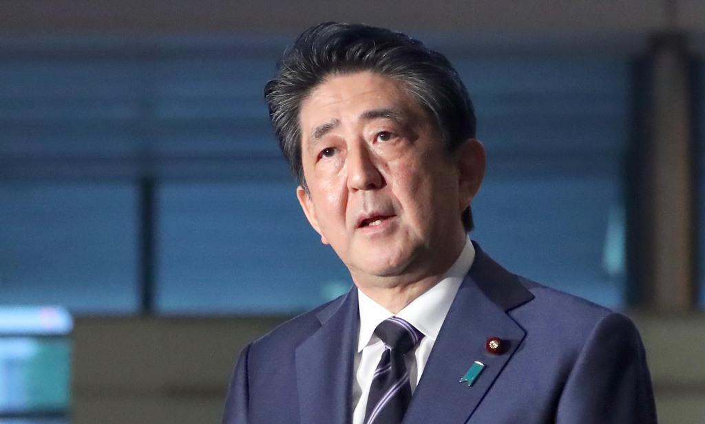 首相「批判は真摯に受け止める」 黒川検事長辞表提出、責任認め…