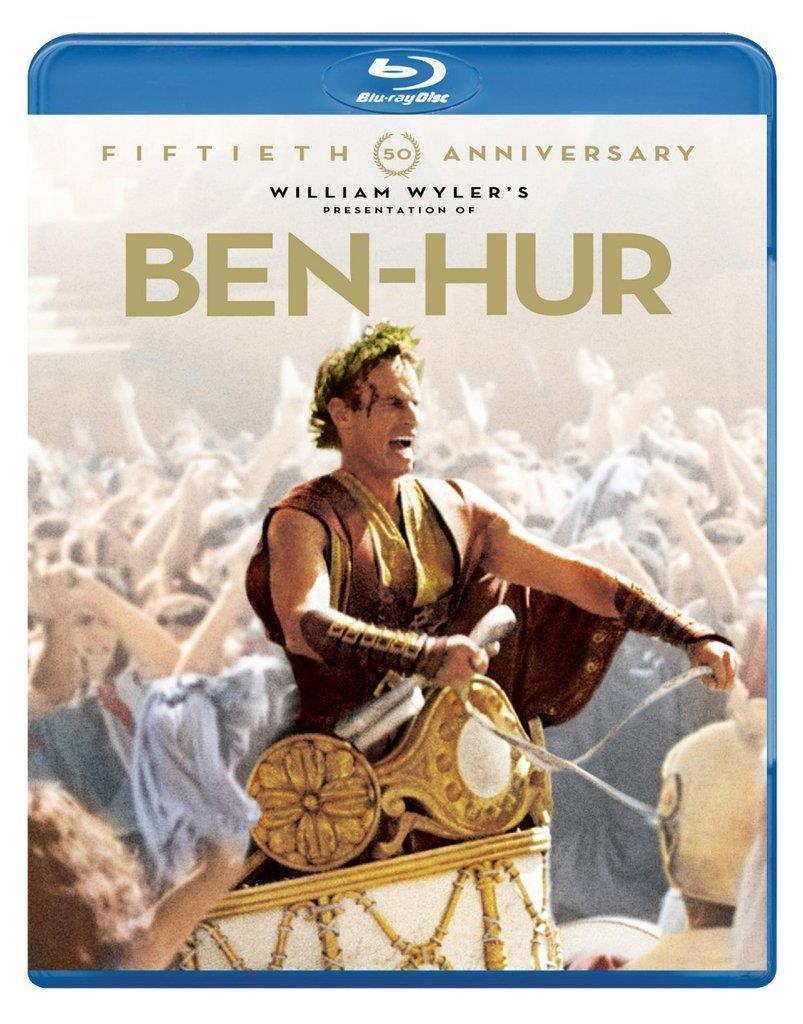 【名画プレイバック】「ベン・ハー」歴史を超えた愛と赦し