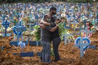 コロナ感染者500万人突破 WHO「低・中所得国の増加懸念」