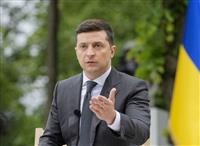 紛争、汚職、コロナ…正念場のウクライナ大統領 就任から1年