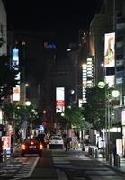 休業要請解除1週間 「次は協力しない」福岡・中洲の接客飲食店、不満も