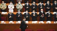 中国の国防費6・6%増 経済大減速でも高水準の伸び維持