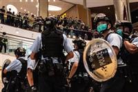 全人代 香港抑圧に「一国一制度だ」と反発 デモの再燃必至