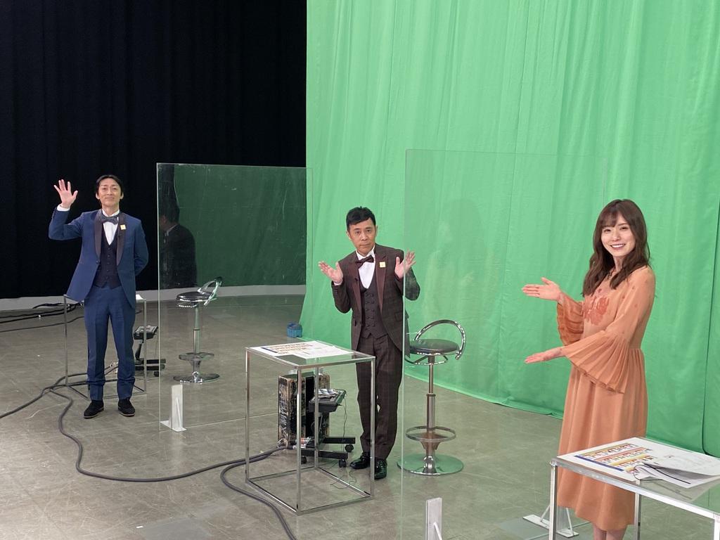 ナイナイ矢部「日本中のみなさんに笑っていただけるように」