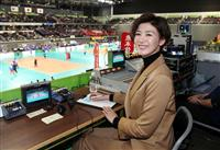 【話の肖像画】元バレーボール女子日本代表・栗原恵(35)(14)表現者として新たな道へ