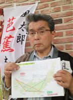 山形から新たな松尾芭蕉を探す 石澤敏弘さん(68)