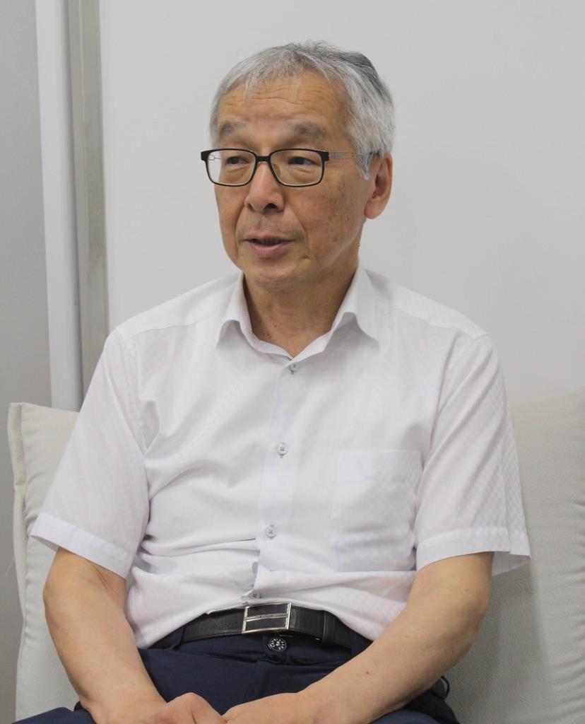 「なぜ息子の命が奪われないといけなかったのか、納得できる理由が知りたい」と話す土師守さん=神戸市内