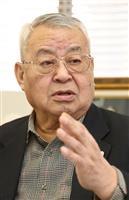 【評伝】改革の「闘士」、故郷の前途に心痛め 松田昌士氏死去