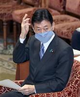 西村氏、特措法見直しに意欲 五輪開催10月判断は「ないと聞いた」
