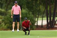慈善ゴルフで寄付金21億円超 ウッズらとNFLの名QB