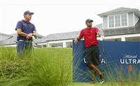 史上最多580万人が視聴 ウッズら参加の慈善ゴルフ