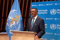 WHOのテドロス事務局長、日本の新型コロナ対策を評価