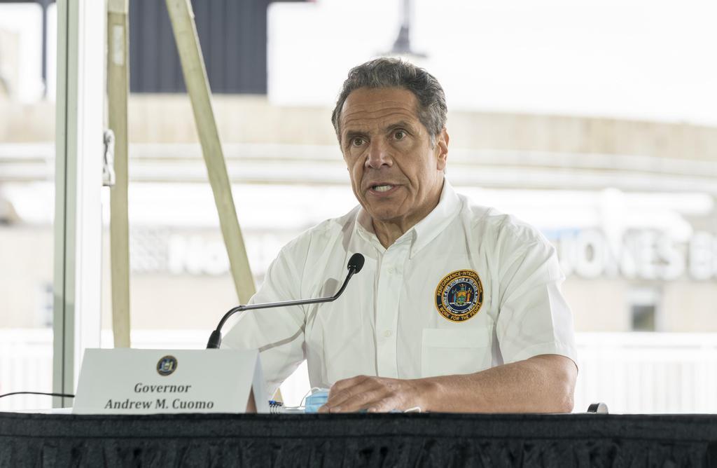 医療従事者らの遺族へ死亡給付 NY、政府に危険手当要請
