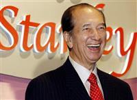 マカオの実業家のスタンレー・ホー氏が死去