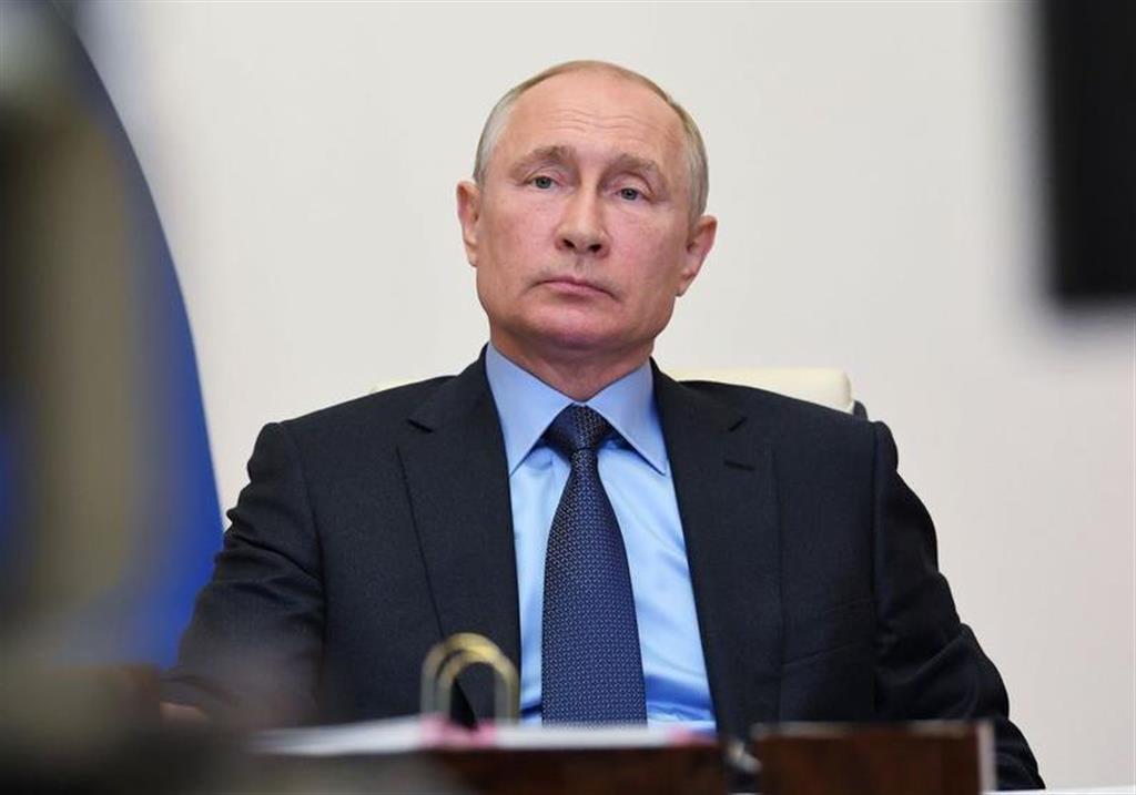 延期の露戦勝パレード、来月24日に プーチン大統領が発表