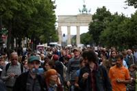 米欧の職場、徐々に人出戻る ベルリンは流行前の7割に