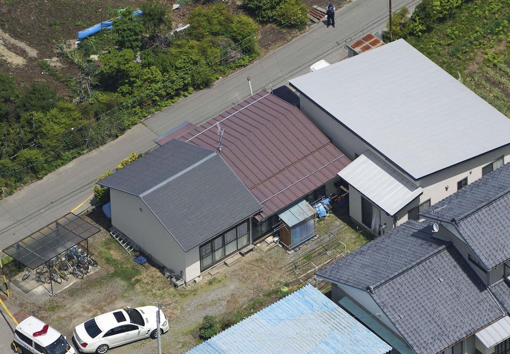 長野の住宅で男女3人死亡 現場に拳銃? 殺人で捜査