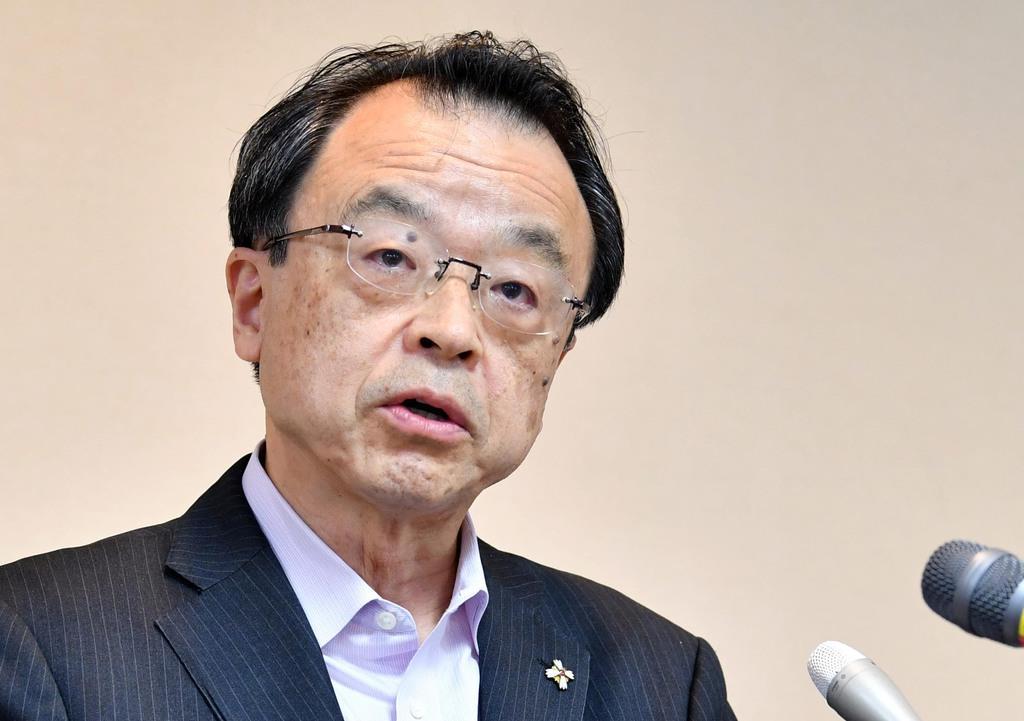賭けマージャン「国民におわび」東京高検・林新検事長、信頼回復…