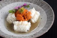 【料理と酒】京料理 鱧のおとし銀餡かけ