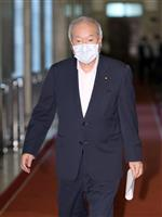 自民・鈴木総務会長「十分議論されたものになっている」 2次補正