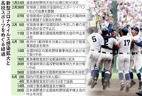 日本高野連などが1億9千万円の支援へ 地方代替試合開催に向け都道府県連盟に