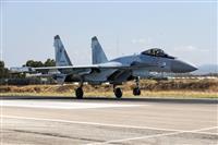 ロシア機が異常接近 米軍機挟み飛行、地中海