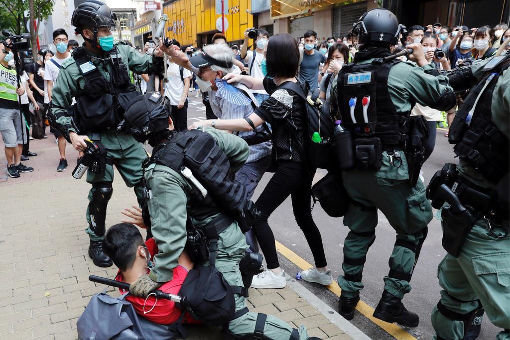 中国指導部、香港への国家安全法導入を昨年10月に準備