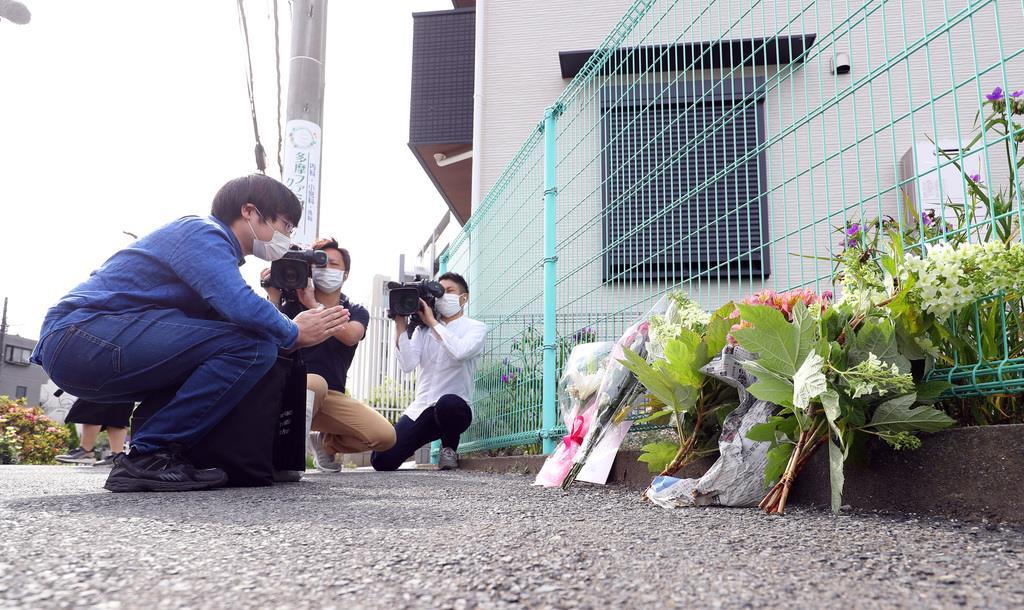 「本当に苦しかったね」 川崎20人殺傷事件から1年 現場で祈…