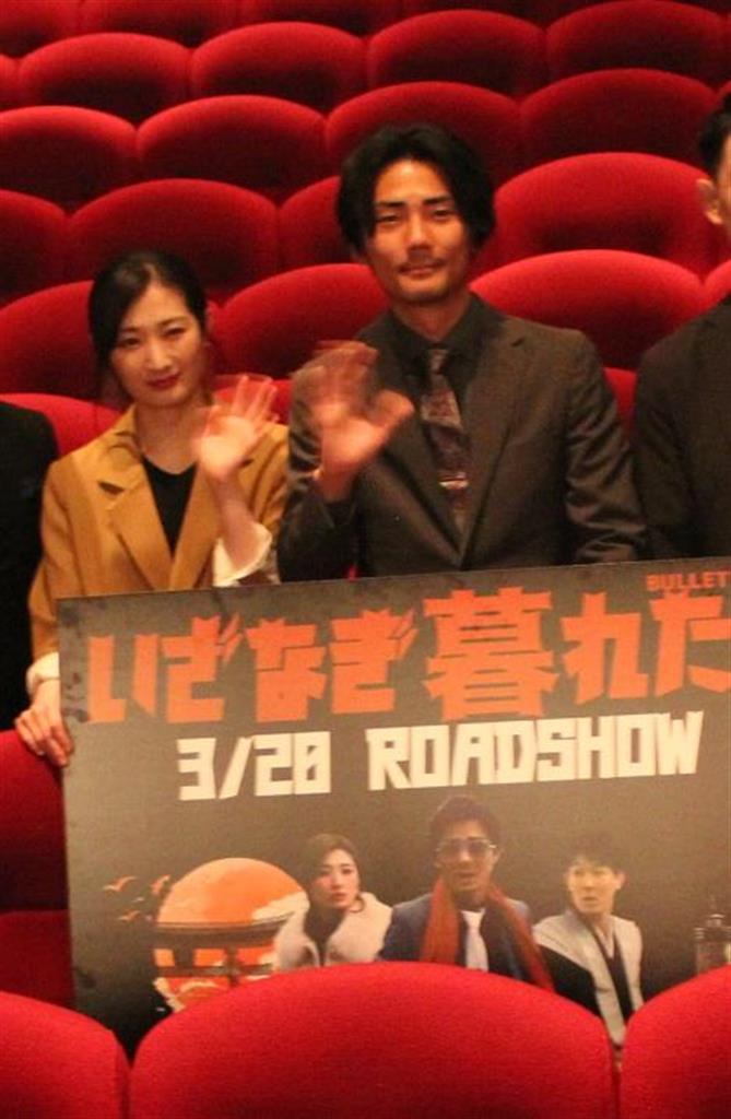 日本作品が初の外国語映画賞 ヒューストン映画祭