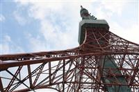 「密」防ぐ外階段、コロナ太りで膝笑う 東京タワー再開ルポ