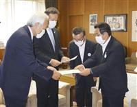 日田彦山線沿線町村が振興策要望 BRT転換確定で福岡県議会に提出